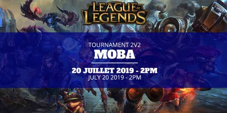 League of Legends Tournament 2v2 tickets