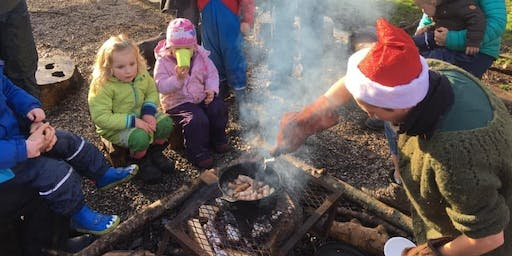 OWLS home-ed Forest School Group Fishbourne Summer sessions