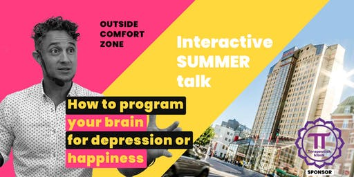 Summer Talk - Outside Comfort Zone