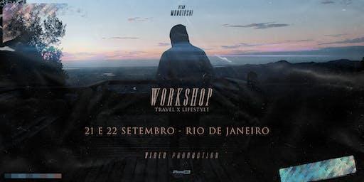 RIO DE JANEIRO x WORKSHOP DE VÍDEO | @monotoshi
