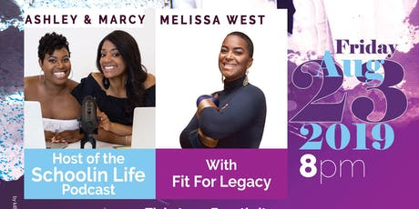 The Winning YOU! Podcast Tour Feat. Schoolin Life Podcast & Melissa West tickets