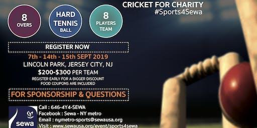 Sports For Sewa - Cricket 2019