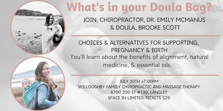 What's in Your Doula Bag? tickets
