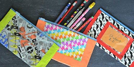 Back 2 School Craft tickets