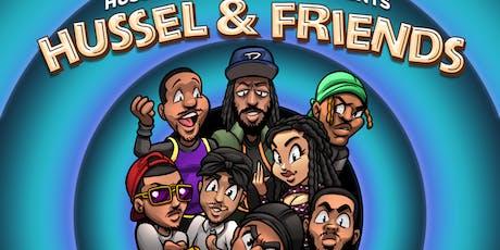 Hussel 'N' Friends tickets