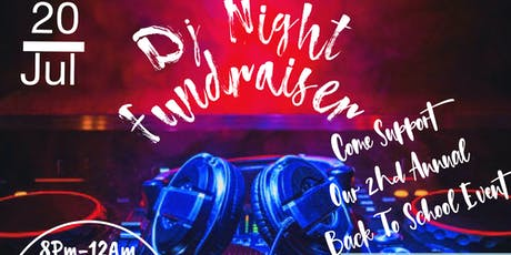 DJ Night Fundraiser tickets
