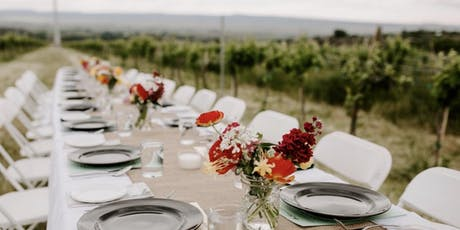 Asado-Style Wine Dinner in the Vineyard with Forage Sisters tickets