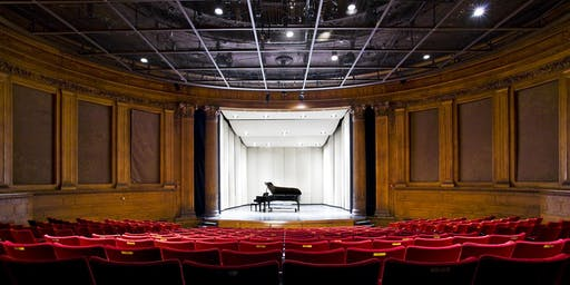 Carnegie Mellon Chamber Series: Our New Hamburg Steinway