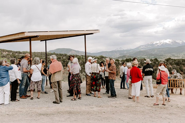 Asado-Style Wine Dinner in the Vineyard with Forage Sisters image