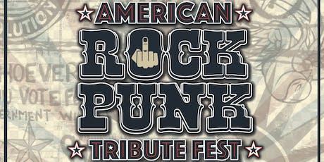 Festival de Tributos AMERICAN ROCK PUNK (Badajoz) entradas
