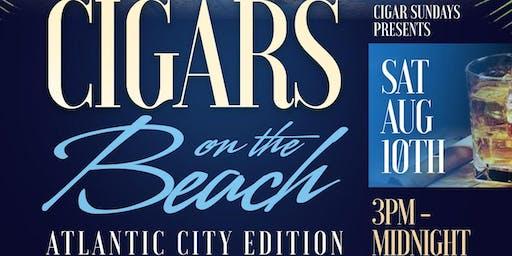 Cigars on the Beach / Atlantic City