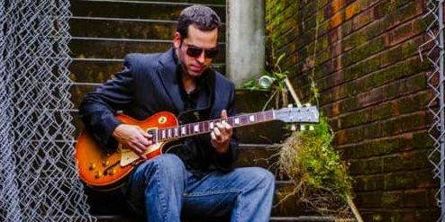 Albert Castiglia Live at Eastside Bar & Grill