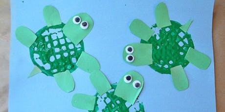 Turtle Story Time & Craft tickets