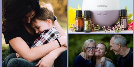 Supporting Carers & Parents with Essential Oils tickets