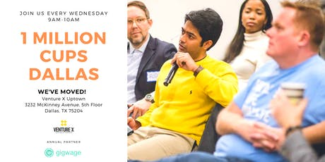 1 Million Cups Dallas tickets