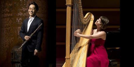 Five Fridays V | Harp and Flute tickets