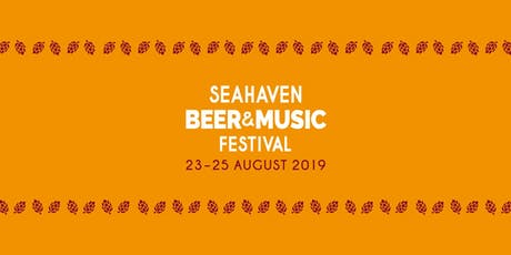 Seahaven Beer Festival Friday Proms tickets
