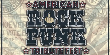 Festival de Tributos AMERICAN ROCK PUNK (Cáceres) tickets