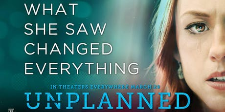 "Banquet ft. Abby Johnson - Inspiration behind ""UNPLANNED"" movie tickets"