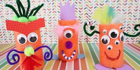 Create a Monster Craft tickets