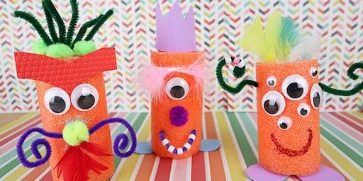 Create a Monster Craft