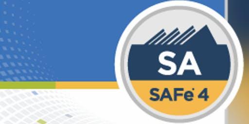 Leading SAFe 4.6 with SAFe Agilist Certification San Fransisco, California (Weekend)