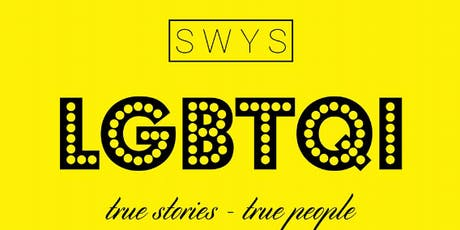 So, What's Your Story? L G B T Q I  tickets