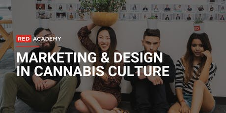 Marketing & Design In Cannabis Culture tickets