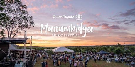 Owen Toyota Murrumbidgee Music Festival tickets