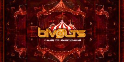 BIVOLTS RECIFE :: EDIÇÃO CIRCUS