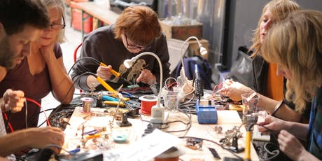 Synth-Bot Creative Electronics Workshop tickets
