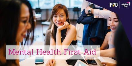 Mental Health First Aid - Christchurch  tickets