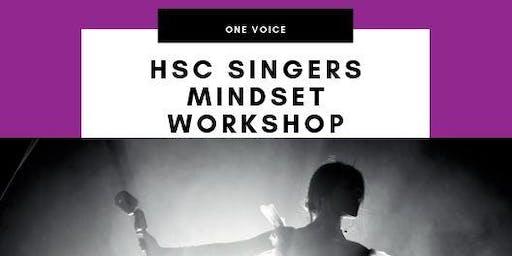 HSC Singers mindset mastermind