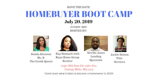 Free Homebuyer Workshop
