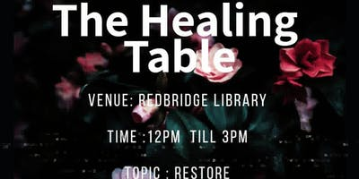 The Healing Table  Restore Session