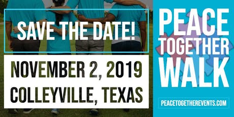 Peace Together Community Walk tickets