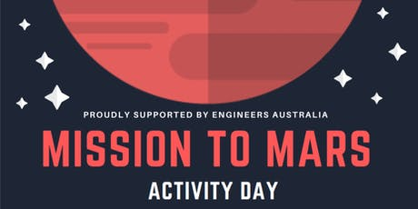 Mission to Mars - Activity Day tickets