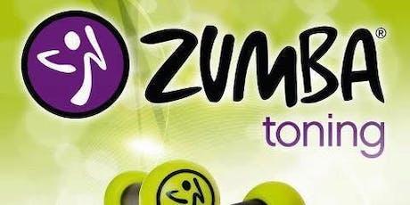 ZUMBA WITH GYDA tickets