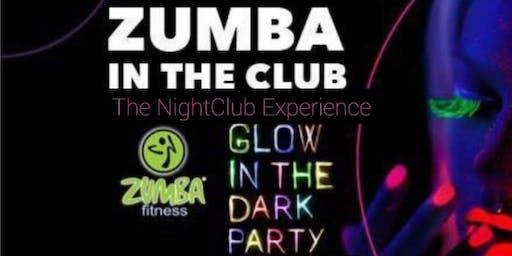 Glow In The Dark Zumba Party