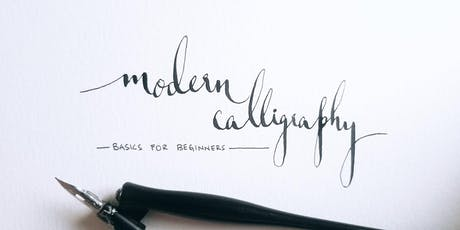 Modern Calligraphy Basics for Beginners billets