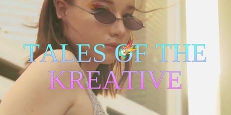 Tales of the Kreative: Sunday Sundown Series  tickets