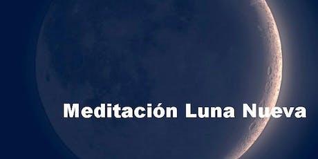 Meditación Luna Nueva en Leo entradas