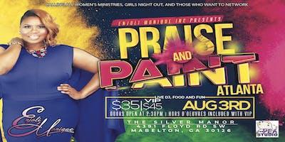 Praise and Paint - Atlanta