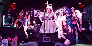Bawdy Storytelling's 'Bottoms Up' 7/11, Seattle)