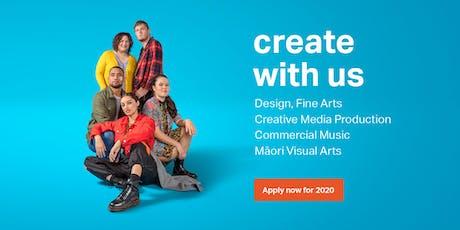 Creative Career Pathways tickets