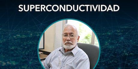 Curso teórico- práctico de Superconductividad entradas