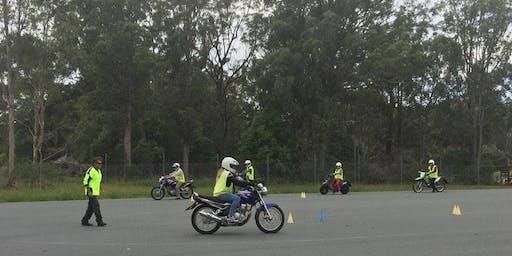 Pre-Learner Rider Training Course 190824LA