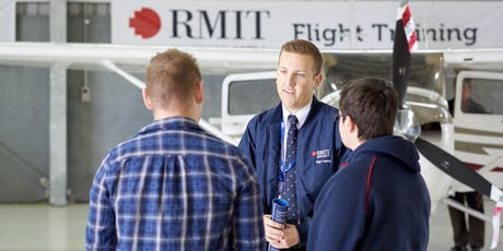 RMIT Bendigo Flight Training - Information Sessions tickets
