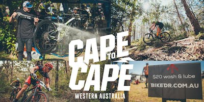 BikeDr Wash & Lube @ 2019 Cape to Cape MTB