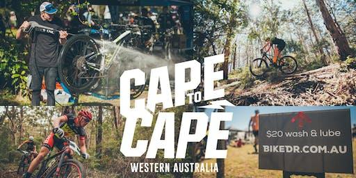 BikeDr Wash & Lube @ 2019 Cape to Cape MTB